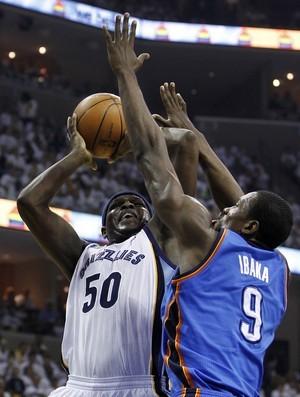 Zach Randolph, do Memphis Grizzlies (Foto: AP)