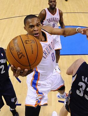 basquete nba russel westbrook memphis grizzlies (Foto: agência Reuters)