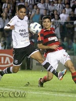 Thiago Humberto Ceará (Foto: Site Oficial do Ceará)