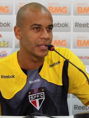 Alex Silva, do São Paulo (Foto: João Neto / VIPCOMM)