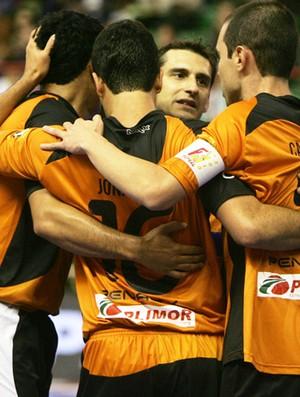 Carlos Barbosa na Liga Futsal 2011 (Foto: Divulgação)