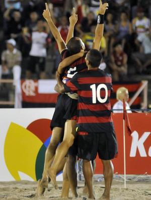 Rafael Flamengo Copa do Brasil de Futebol de Areia (Foto: Divulgação)