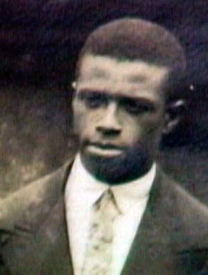 popó, um dos maiores jogadores do futebol baiano - para especial irmã dulce (Foto: Reprodução/TV Bahia)
