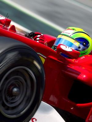 Massa treino GP da Espanha (Foto: EFE)