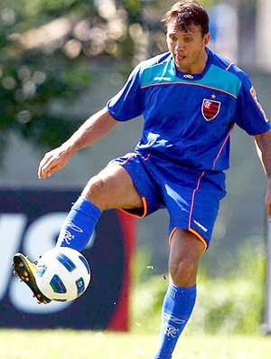Petkovic no treino do Flamengo (Foto: Fábio Borges / VIPCOMM)