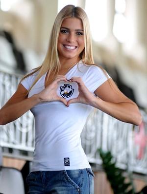 Gêmeas Bia Branca Vasco (Foto: André Durão / Globoesporte.com)