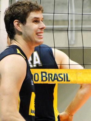 seleção brasileira vôlei   bruninho (Foto: Helena Rebello/Globoesporte.com)