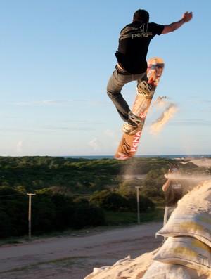 Circuito Cearense de Sandboard 2011 (Foto: Divulgação)