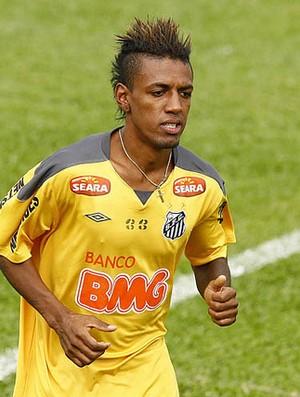 Roger, do Santos (Foto: Ricardo Saibun / Santos FC)