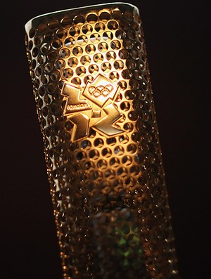 tocha olimpíadas londres 2012 (Foto: agência Getty Images)