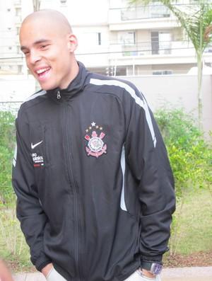Julio Cesar Corinthians 1 (Foto: Leandro Canônico/GLOBOESPORTE.COM)