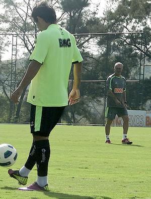 guilherme e dorival júnior atlético-mg (Foto: Lucas Catta Prêta / Globoesporte.com)