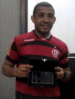 José Aldo, MMA (Foto: Adriano Albuquerque / Sportv.com)
