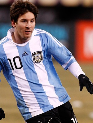 messi argentina (Foto: Getty Images)