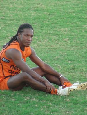 Geraldo meia do Ceará (Foto: Gioras Xerez/ Globoesporte.com)