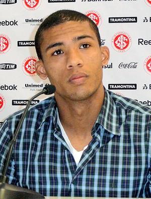Juan, zagueiro do Internacional (Foto: Alexandre Alliatti / Globoesporte.com)