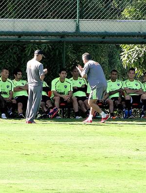dorival junior atlético-mg treino (Foto: Marco Antônio Astoni / Globoesporte.com)
