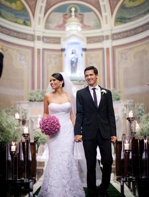edivaldo bolivia esposa cibele (Foto: Carol Mattos)