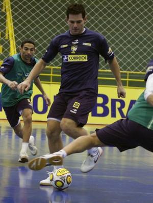 Lenísio futsal seleção brasileira (Foto: Beto Costa/CBFS)