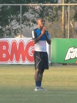 Gilberto  Cruzeiro (Foto: Fernando Martins/Globoesporte.com)