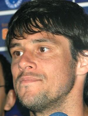 Fabrício do Cruzeiro (Foto: Fernando Martins / Globoesporte.com)