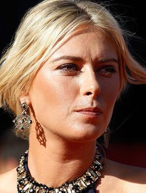 sharapova durante a premiação do oscar do esporte 2011 (Foto: Agência Reuters)