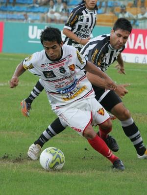 Guarani na final do 2º turno (Foto: José Leomar / Agência Diário)