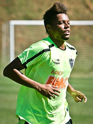 André no treino do Atlético-MG (Foto: Bruno Cantini / Site Oficial do Atlético-MG)