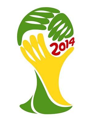 copa 2014 logo (Foto: Divulgação)