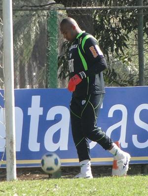 neneca América-MG (Foto: Leonardo Simonini / Globoesporte.com)