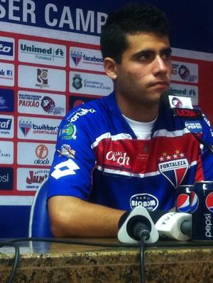Eduardo fala sobre a pressão após derrotas (Foto: Roberto Ranulfo/GLOBOESPORTE.COM)