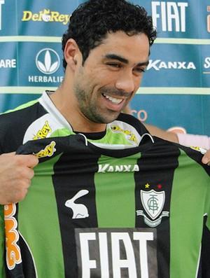 André Dias Atlético-MG (Foto: Matheus Maciel)