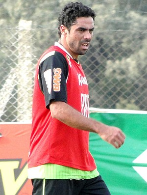 André Dias América-MG (Foto: Tarcísio Badaró / Globoesporte.com)