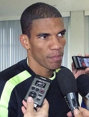 Leonardo Silva  zagueiro do Atlético-MG (Foto: Marcos Antônio Astoni/Globoesporte.com)