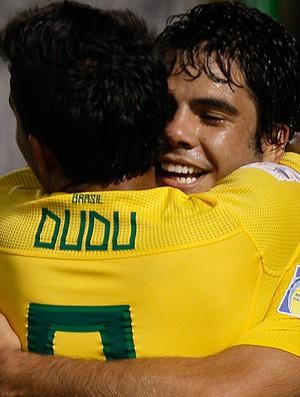 Henrique gol Brasil x Panamá Sub-20 (Foto: AP)