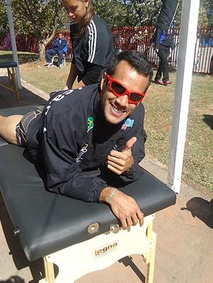 Bruno Tenório no trofeu brasil (Foto: Amanda Kestelman / Globoesporte.com)