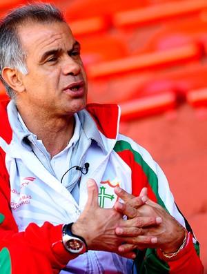 jorginho portuguesa técnico (Foto: Marcos Ribolli/Globoesporte.com)