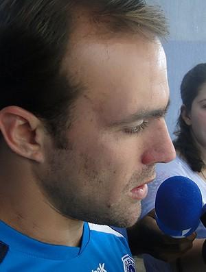 roger cruzeiro coletiva (Foto: Lucas Catta Prêta / Globoesporte.com)