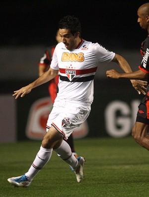ilsinho são paulo x atlético-pr (Foto: Gaspar Nóbrega/VIPCOMM)