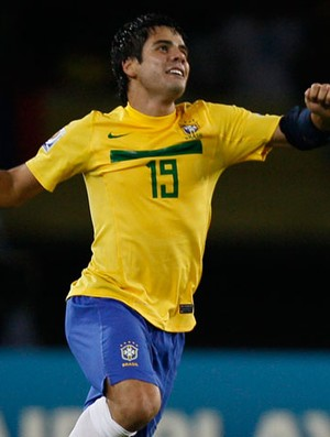 henrique brasil x mexico sub 20 (Foto: AP)