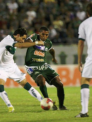 icasa x goiás campeonato brasileiro série b (Foto: Futura Press)