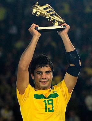 henrique melhor jogador  mundial sub 20 (Foto: Reuters)