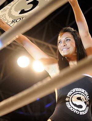 ring girls Shooto bope (Foto: Bruno Lima/Divulgação)