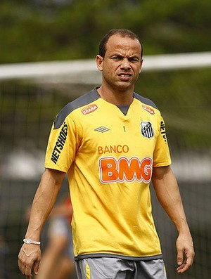Léo, do Santos (Foto: divulgação/Santos FC)