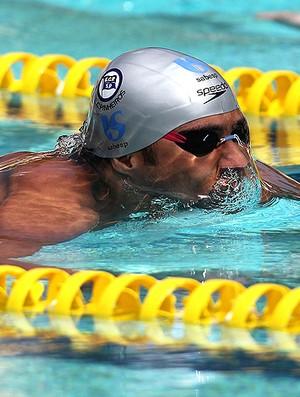 joão gomes júnior natação troféu josé finkel (Foto: Satiro Sodré / AGIF)