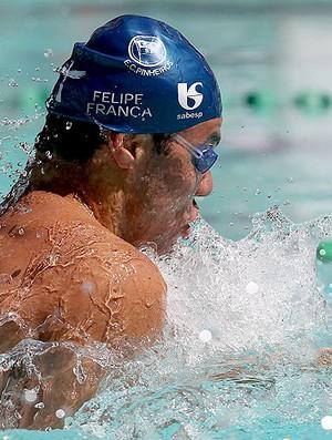Felipe França na prova do José Finkel (Foto: Satiro Sodré / Divulgação Agif)