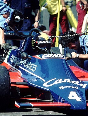 Derek Daly ex-piloto Fórmula 1 comissário GP da Itália (Foto: Getty Images)