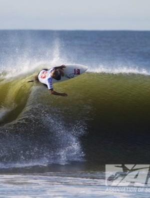 surfe Kelly Slater quartas Nova York (Foto: ASP)