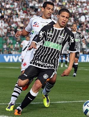 Bruno Figueirense Diego Souza Vasco (Foto: Ag. Estado)