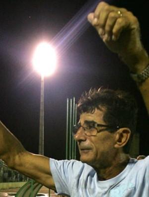 Dilmas Filgueiras, ex-técnico do Ceará e funcionário do clube (Foto: Miséria.com.br)